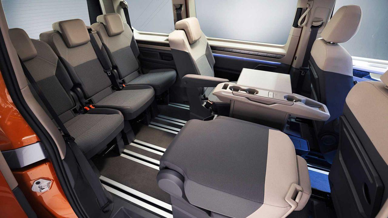 2022 Volkswagen T7 Multivan modeli tanıtıldı! İşte özellikleri! - Page 4