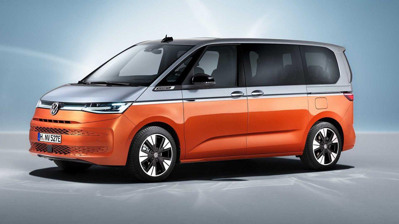2022 Volkswagen T7 Multivan modeli tanıtıldı! İşte özellikleri! - Page 2