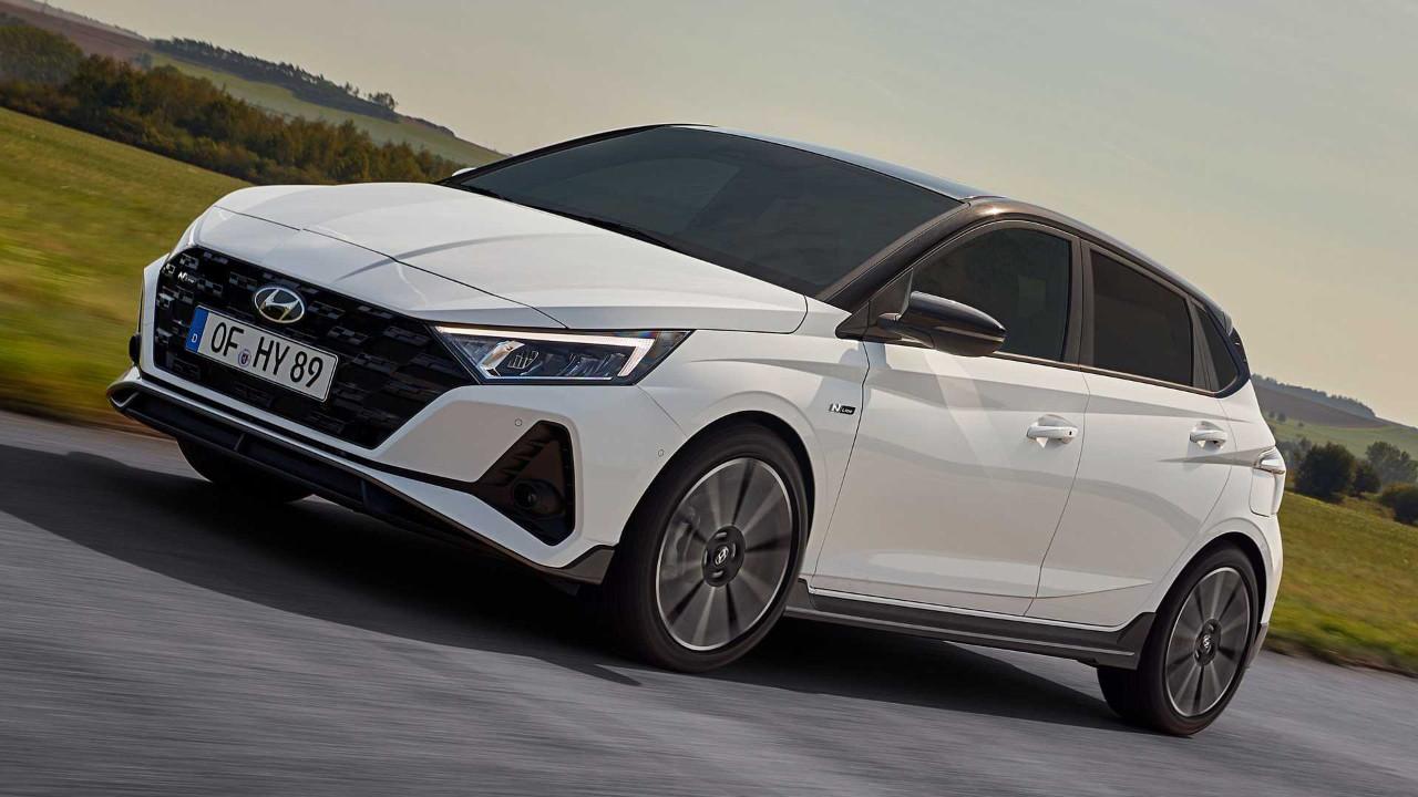 2021 Hyundai i20 52 Bin 420 TL'ye varan indirimlerle satışta!