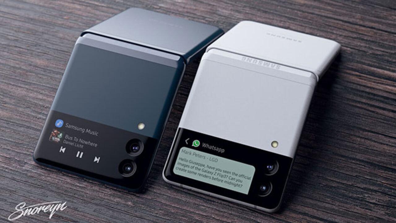 Samsung Z Flip 3 üretimine başlandı!