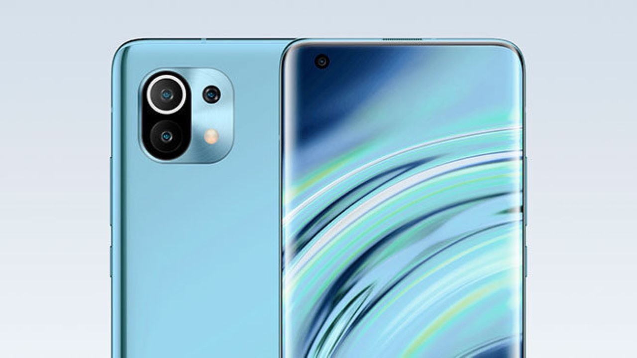 Xiaomi Mi 11 Lite renk çeşitleri ortaya çıktı!