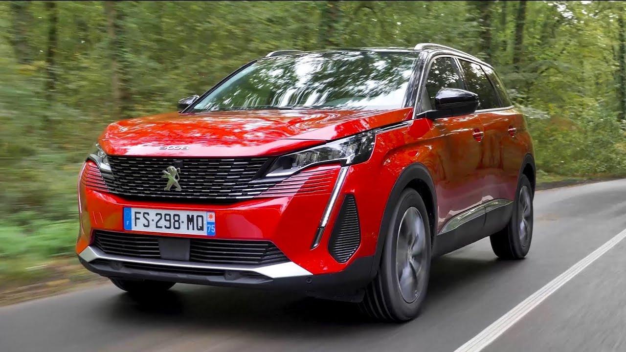2021 Peugeot SUV 5008 yeni fiyatları ile canınızı sıkabilir!