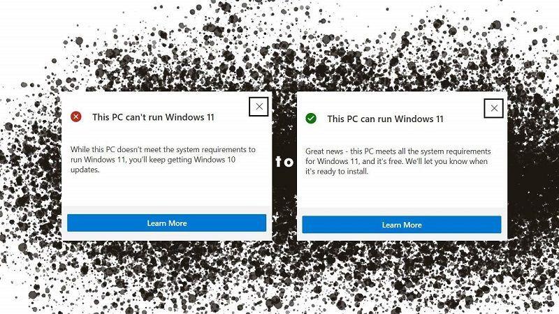Bu bilgisayar Windows 11'i çalıştıramıyor hatası nasıl çözülür! - Page 1