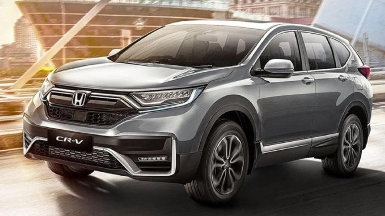 2021 Honda CR-V fiyatları kendini aştı!