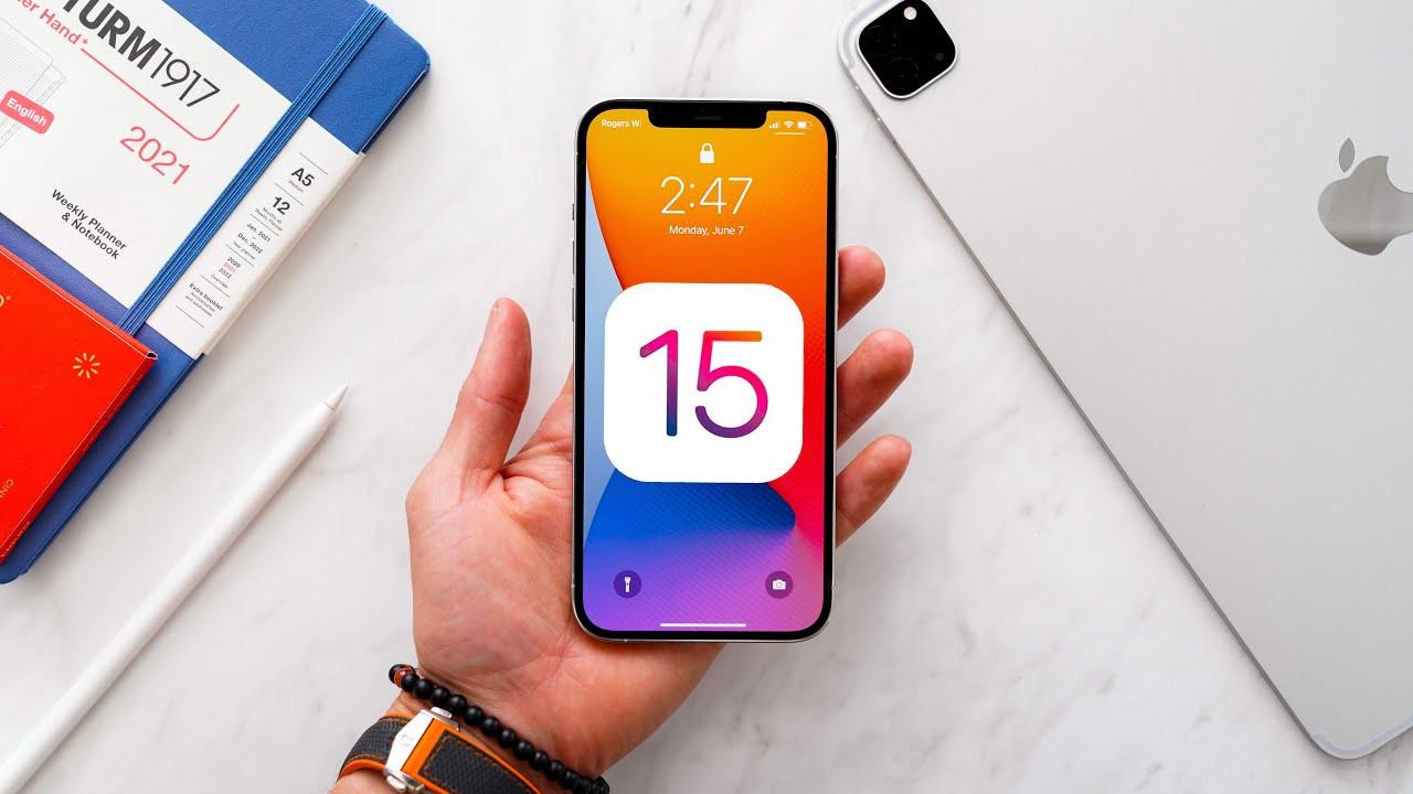 iOS 15 Beta sürümü nasıl yüklenir?