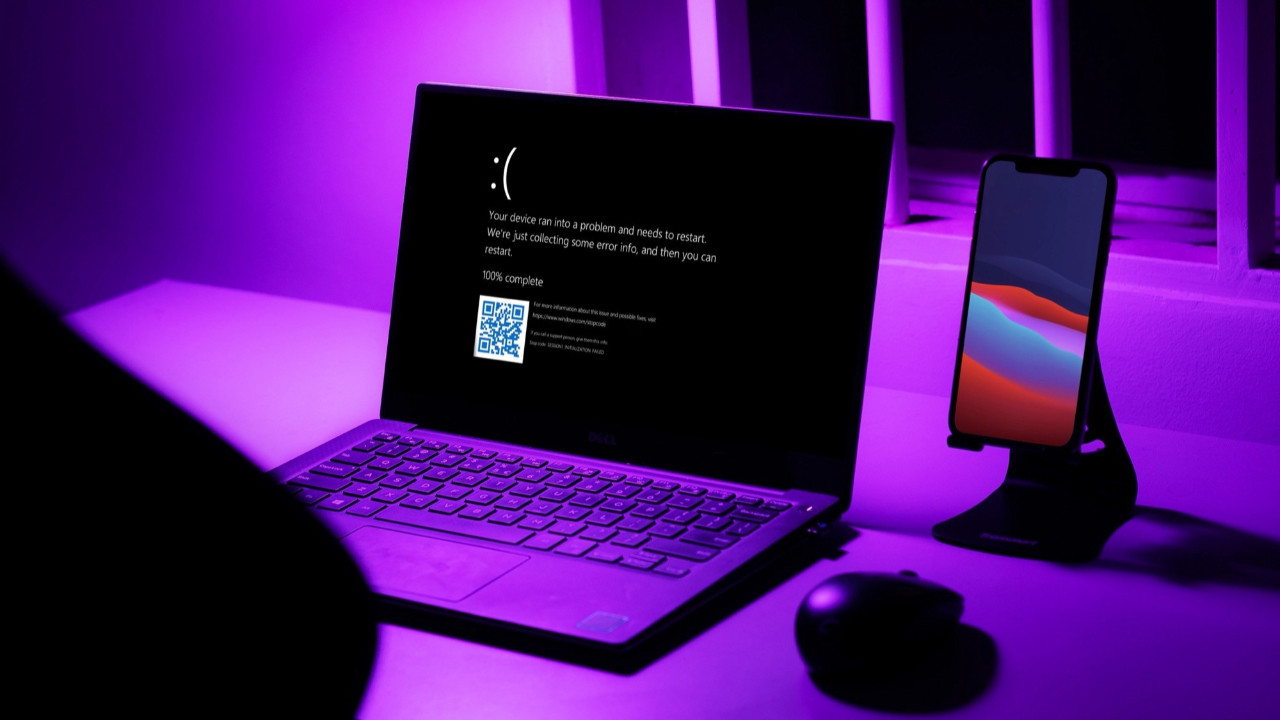 Efsane Mavi Ekran, Windows 11 ile veda ediyor!