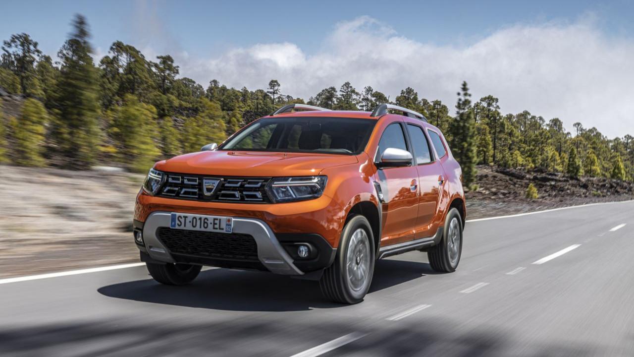 2021 Dacia Duster fiyatları sonunda 300 Bin TL'yi aştı!
