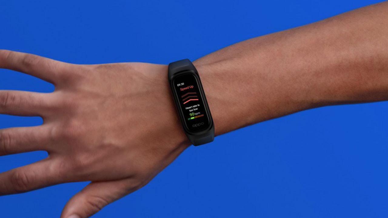 Bu özellikler Apple Watch'ta yok! İşte fiyatıyla cezbeden Oppo Band Sport!