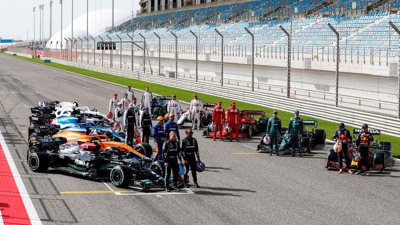 Formula 1 heyecanı devam ediyor! F1 2021 sezonuna dair herşey! - Page 1