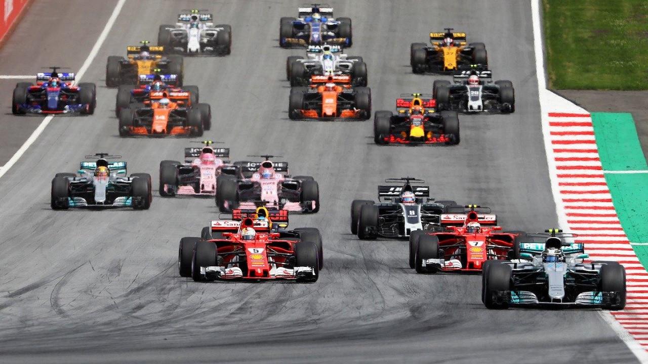 Formula 1 GP'si covid-19 nedeniyle iptal edildi