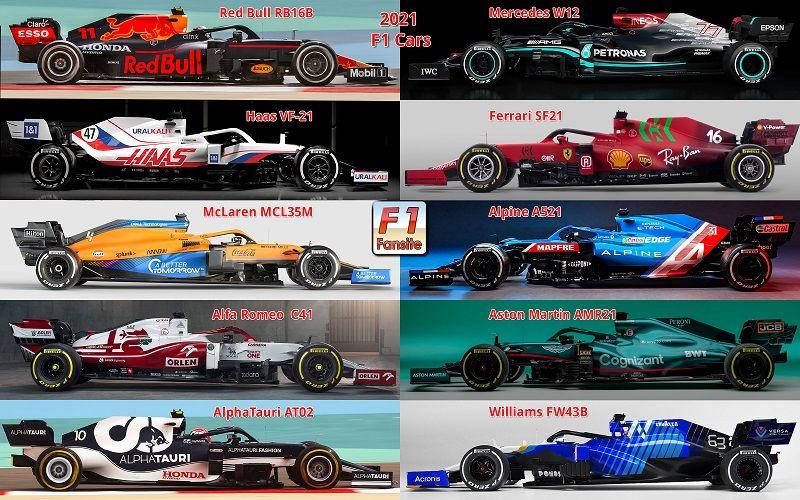 Formula 1 heyecanı devam ediyor! F1 2021 sezonuna dair herşey! - Page 3