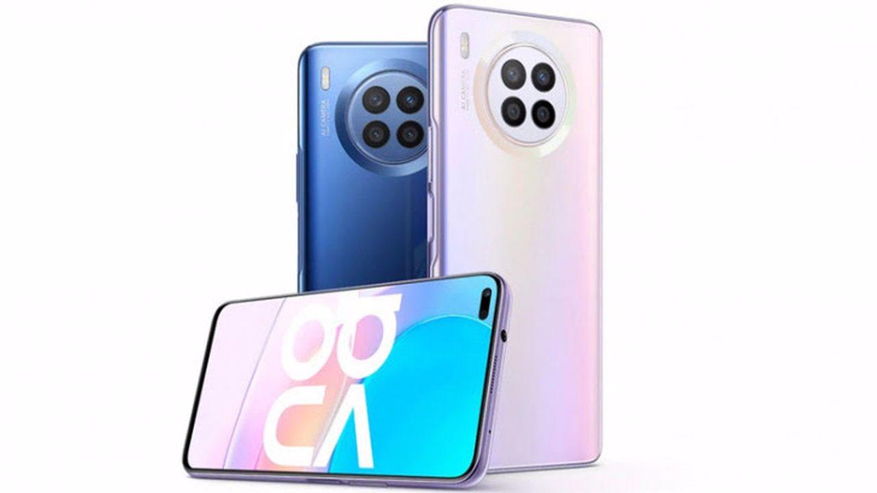 Huawei uzun süre sonra ilk akıllı telefonunu tanıttı!