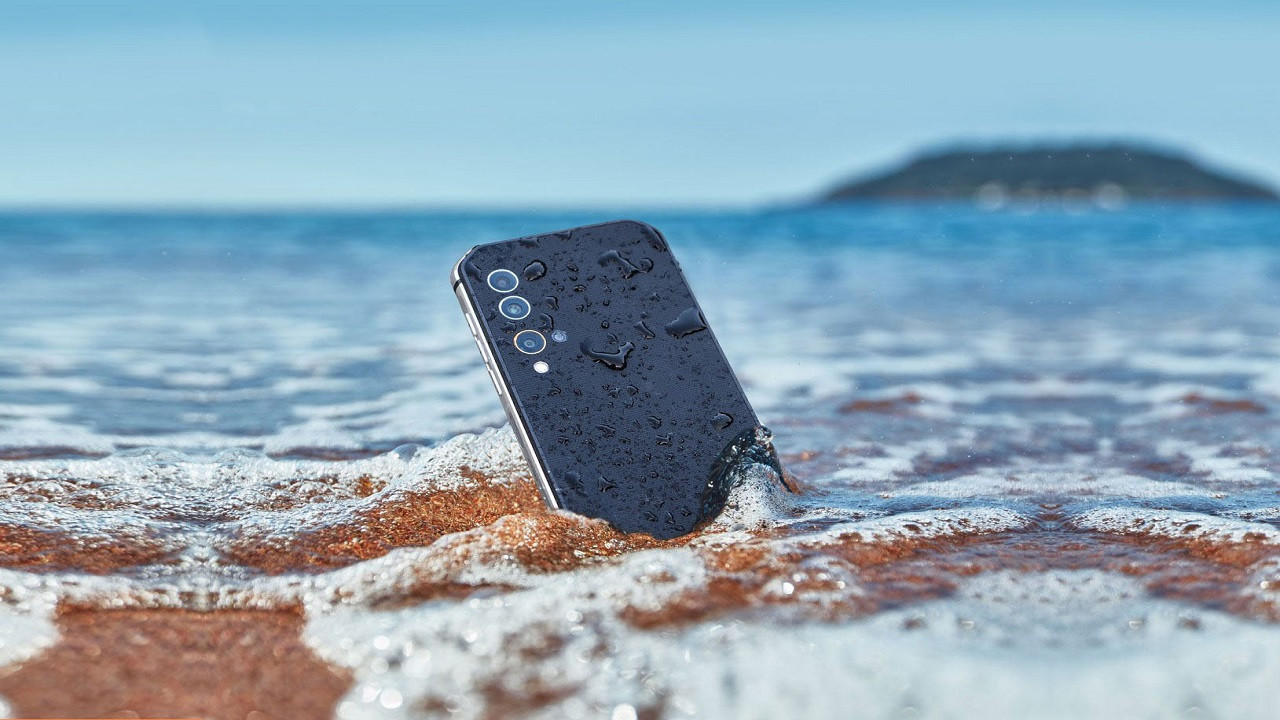 Telefonunuzun suya dayanımını susuz test edin!