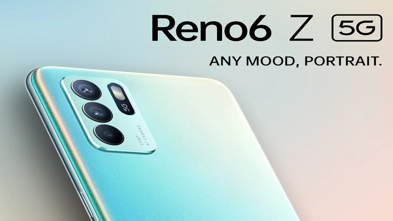 Oppo Reno6 Z'nin özellikleri netleşti