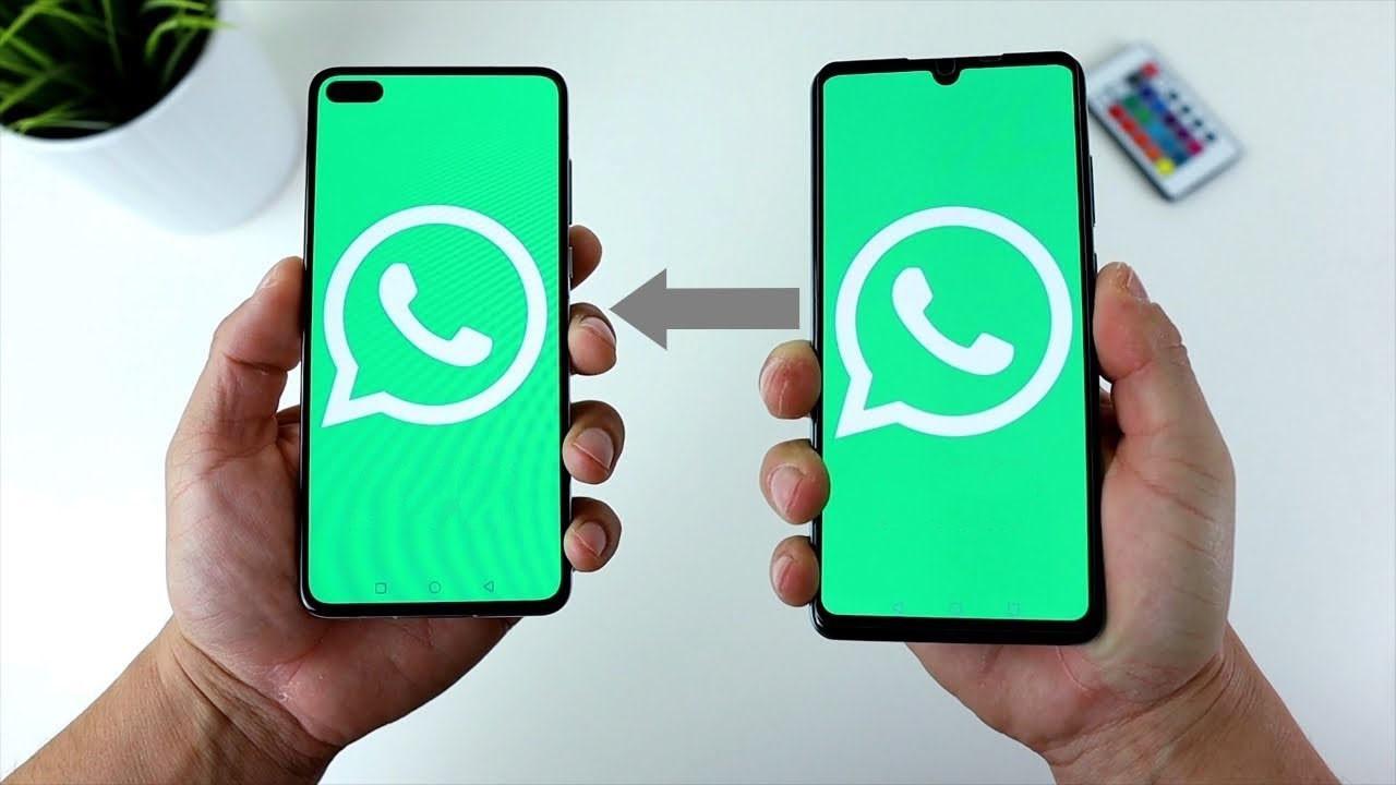 Aynı WhatsApp hesabı iki telefonda nasıl kullanılır!