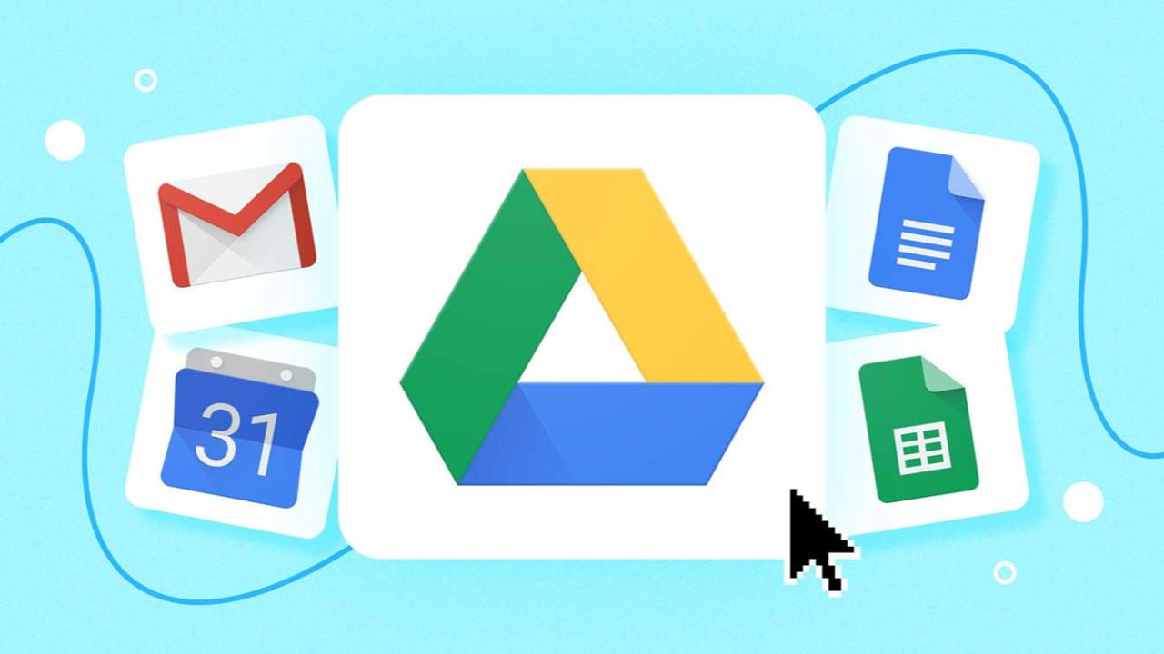 Google Drive Masaüstü yenilendi! İşte özellikleri
