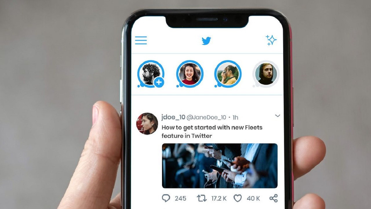 Twitter Fleets özelliğini kaldıracağını duyurdu!