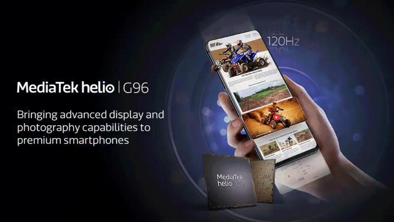 Mediatek, Helio G96 ve G88 Yonga Setlerini duyurdu