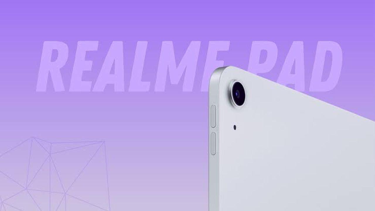 Realme Pad'in render görüntüleri sızdırıldı!