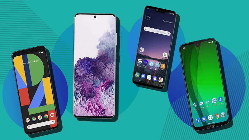 En iyi Android telefonlar-Temmuz 2021 - Page 1