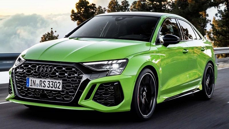 Yeni performans canavarı 2021 Audi RS3 Sedan! - Page 4