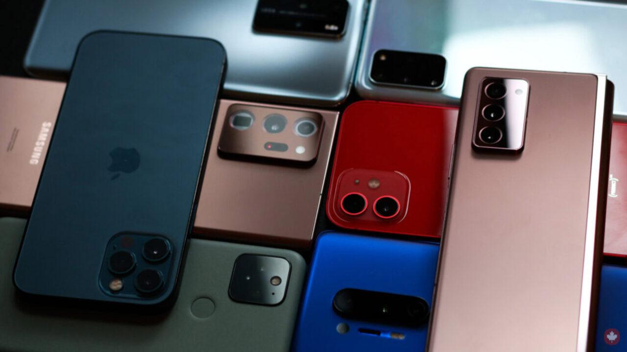 Türkiye'de en çok satılan akıllı telefon markaları belli oldu!