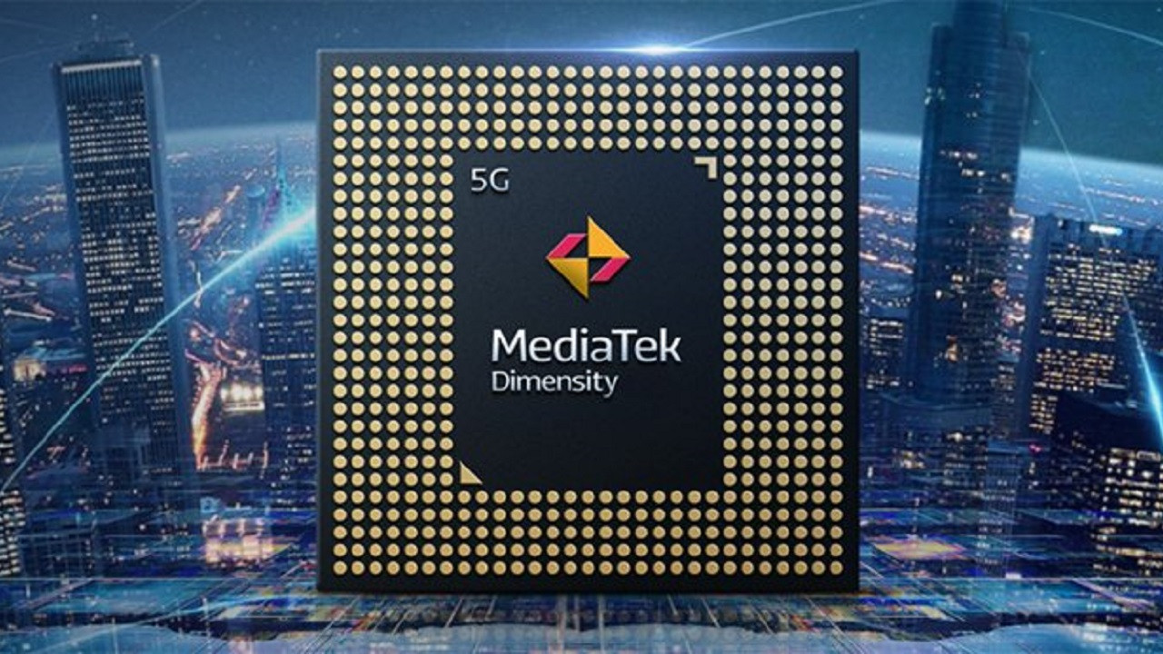 Mediatek'in en güçlü telefon işlemcisi Dimensity 1300T geliyor!