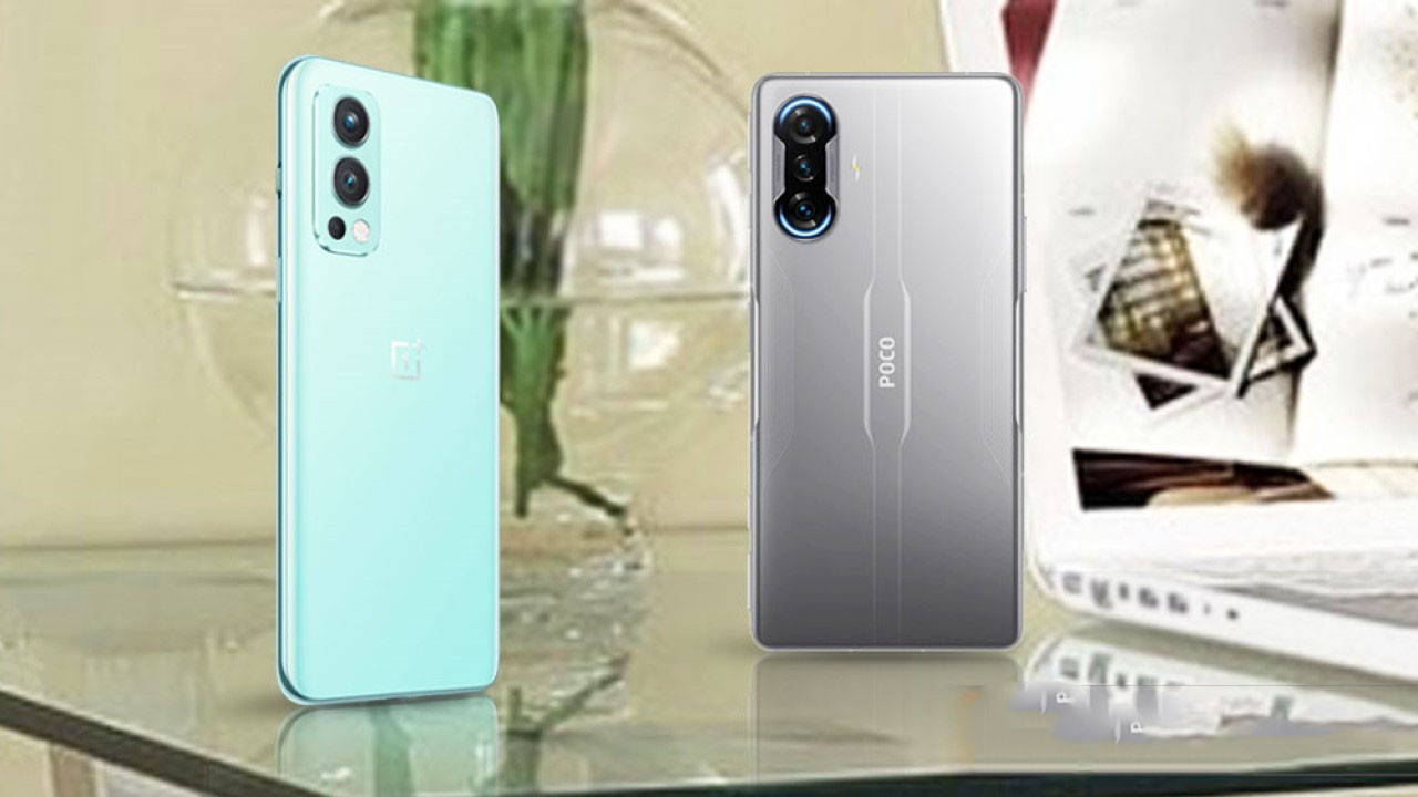 Haftanın Anketi: OnePlus Nord 2 ve POCO F3 GT?