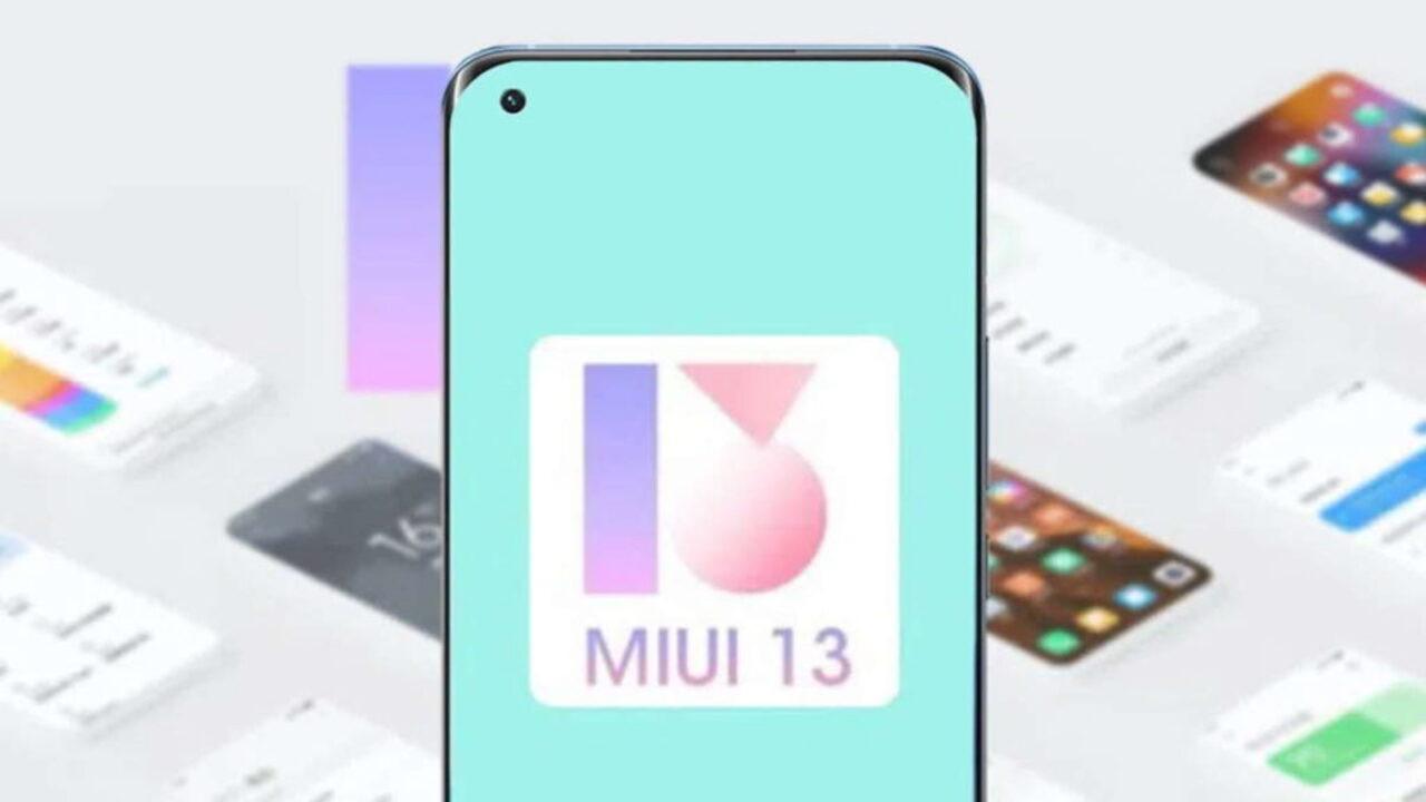 MIUI 13 - Yeni kontrol merkezi, doğal dokunma ve daha fazlası