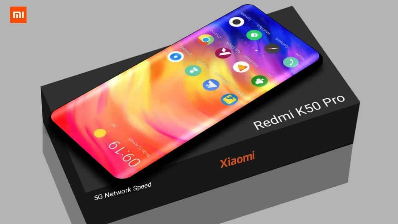 Redmi K50 ve Redmi K50 Pro güçlü ve cezbedici!