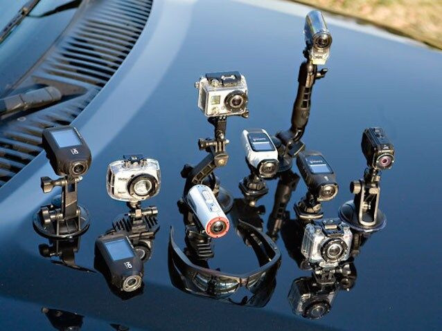 En uygun fiyata sahip aksiyon kameraları burada! - Page 1