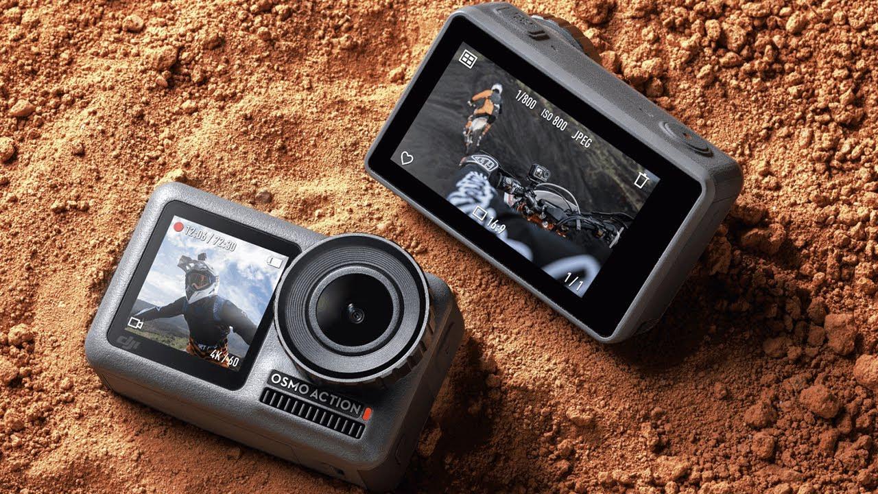 En uygun fiyata sahip aksiyon kameraları burada!