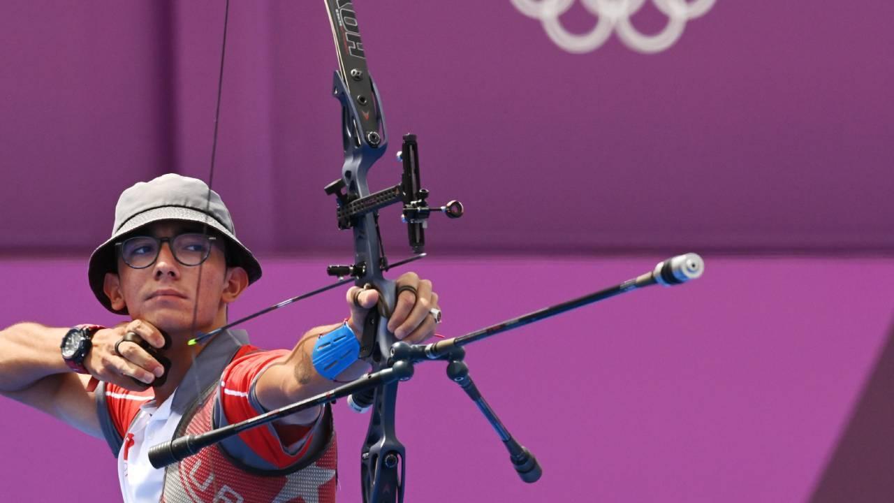 Mete Gazoz, 2020 Tokyo Olimpiyatları'nda Türkiye'ye altın madalya kazandırdı