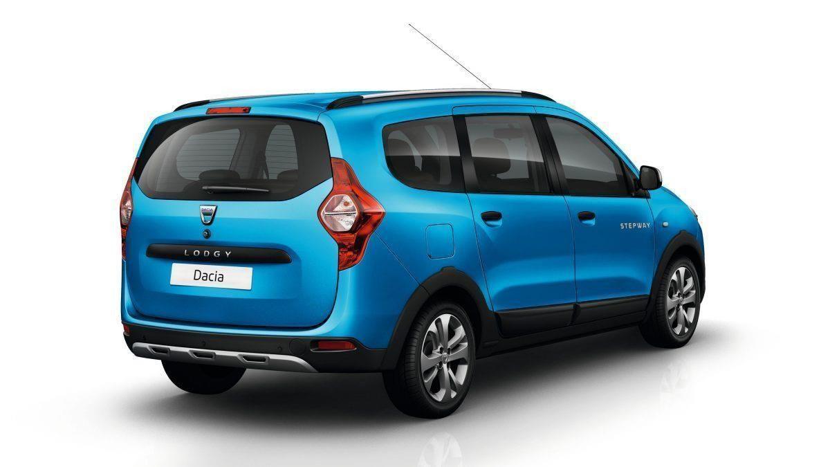 2021 Dacia Lodgy Ağustos ayı fiyat listesi açıklandı! - Page 2