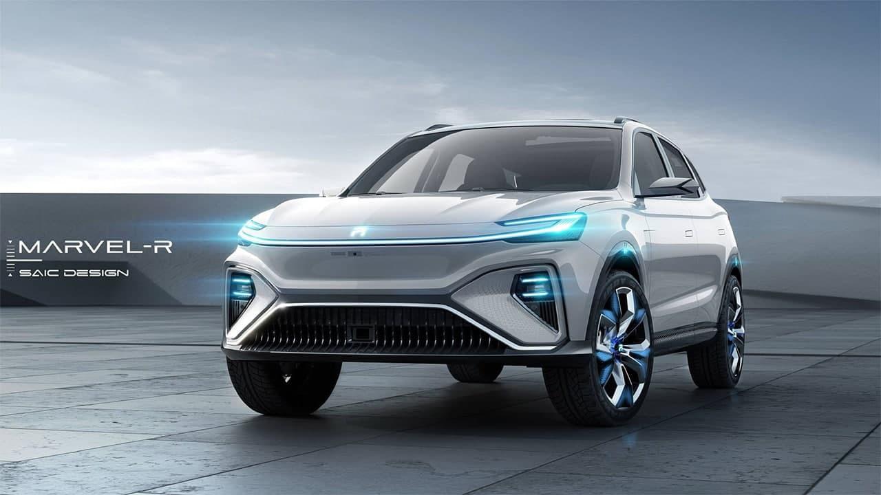 İşte Huawei'nin yeni elektrikli otomobili!