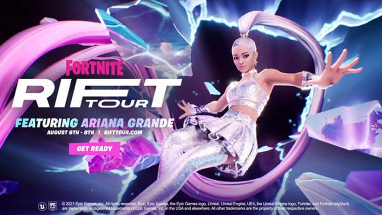 Fortnite, Rift Tour etkinliğine katılacak ünlü ismi duyurdu