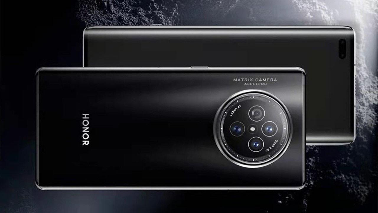 Honor Magic 3 şahane 5 kamera ile geliyor!