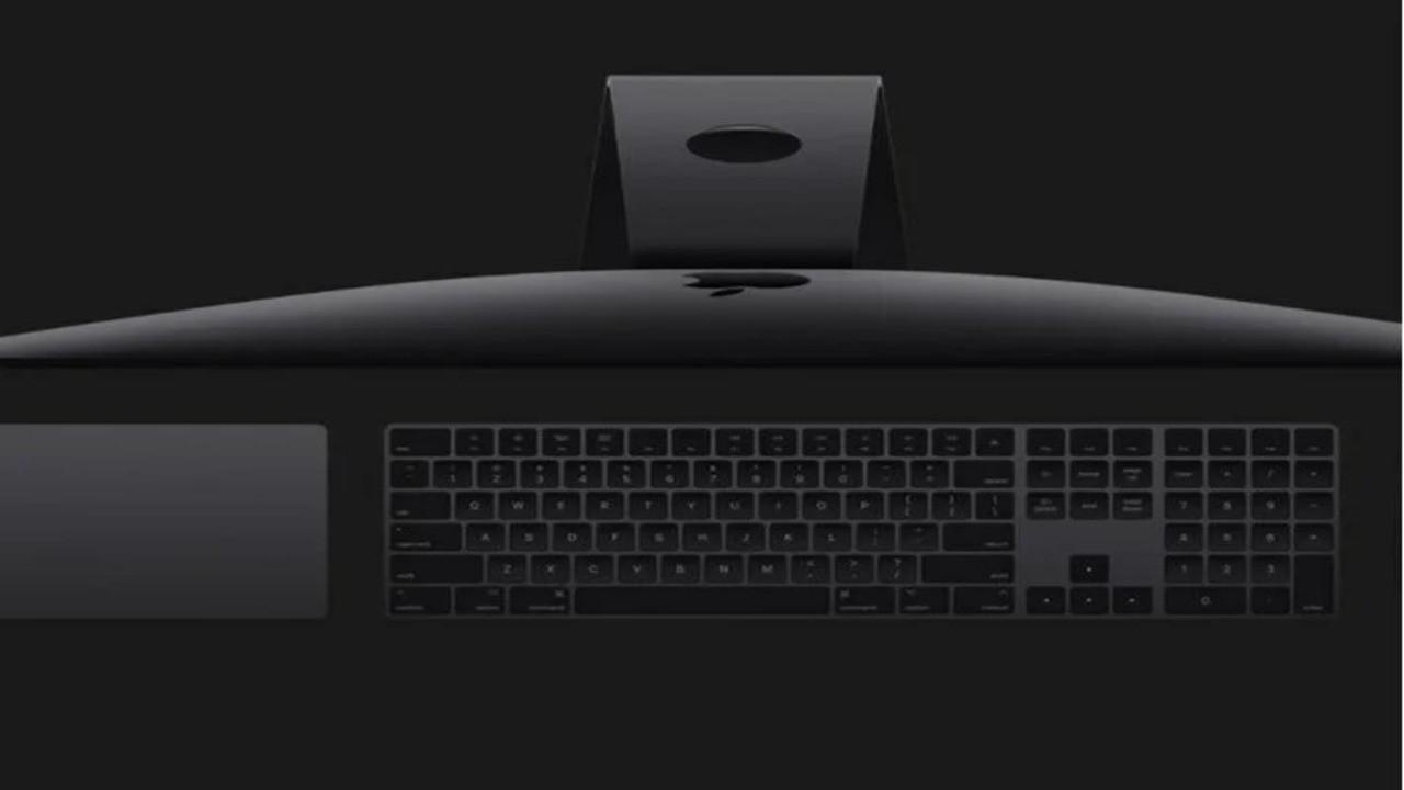 Apple Touch ID'li klavye Türkiye'de!!