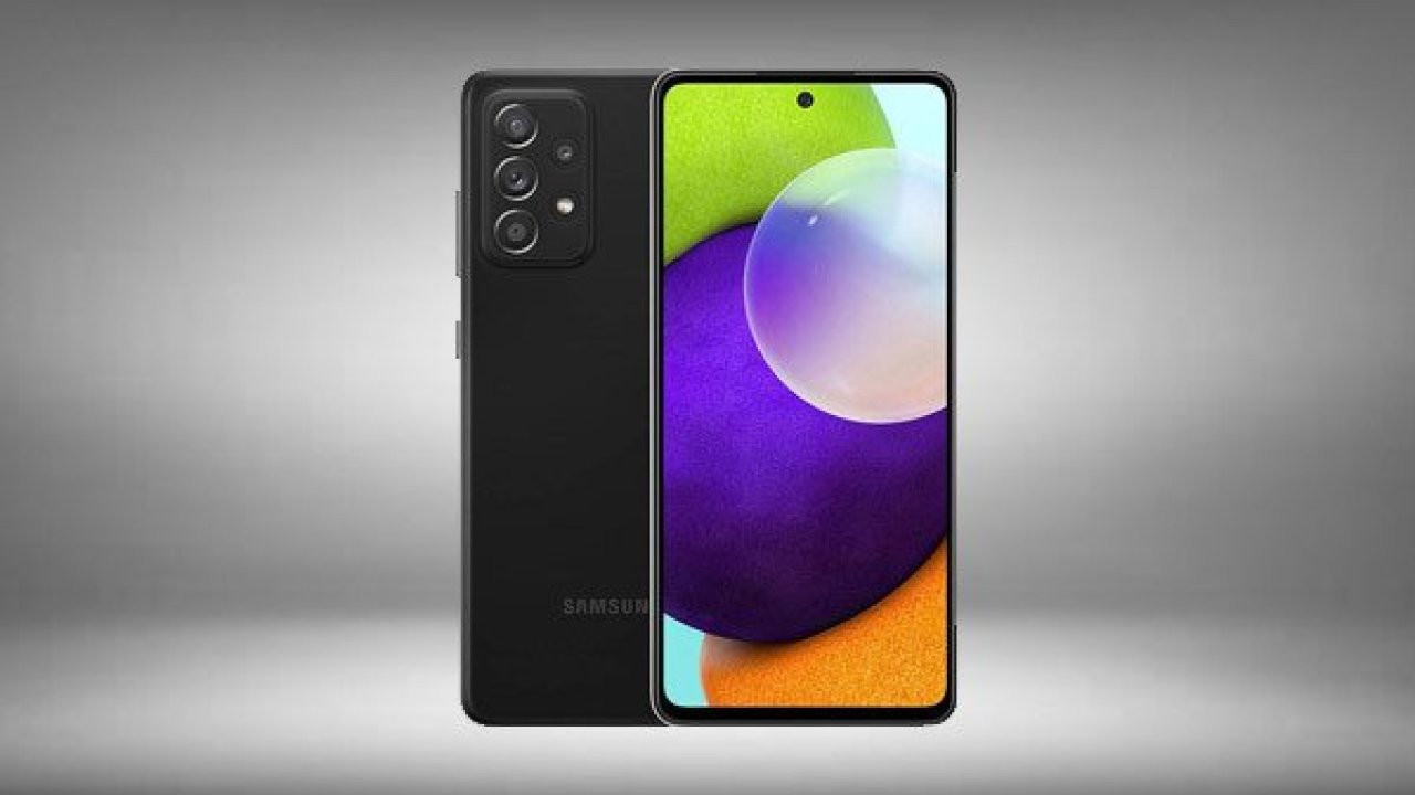 Galaxy A52s 5G için fiyat ve tasarım özellikleri netleşti!
