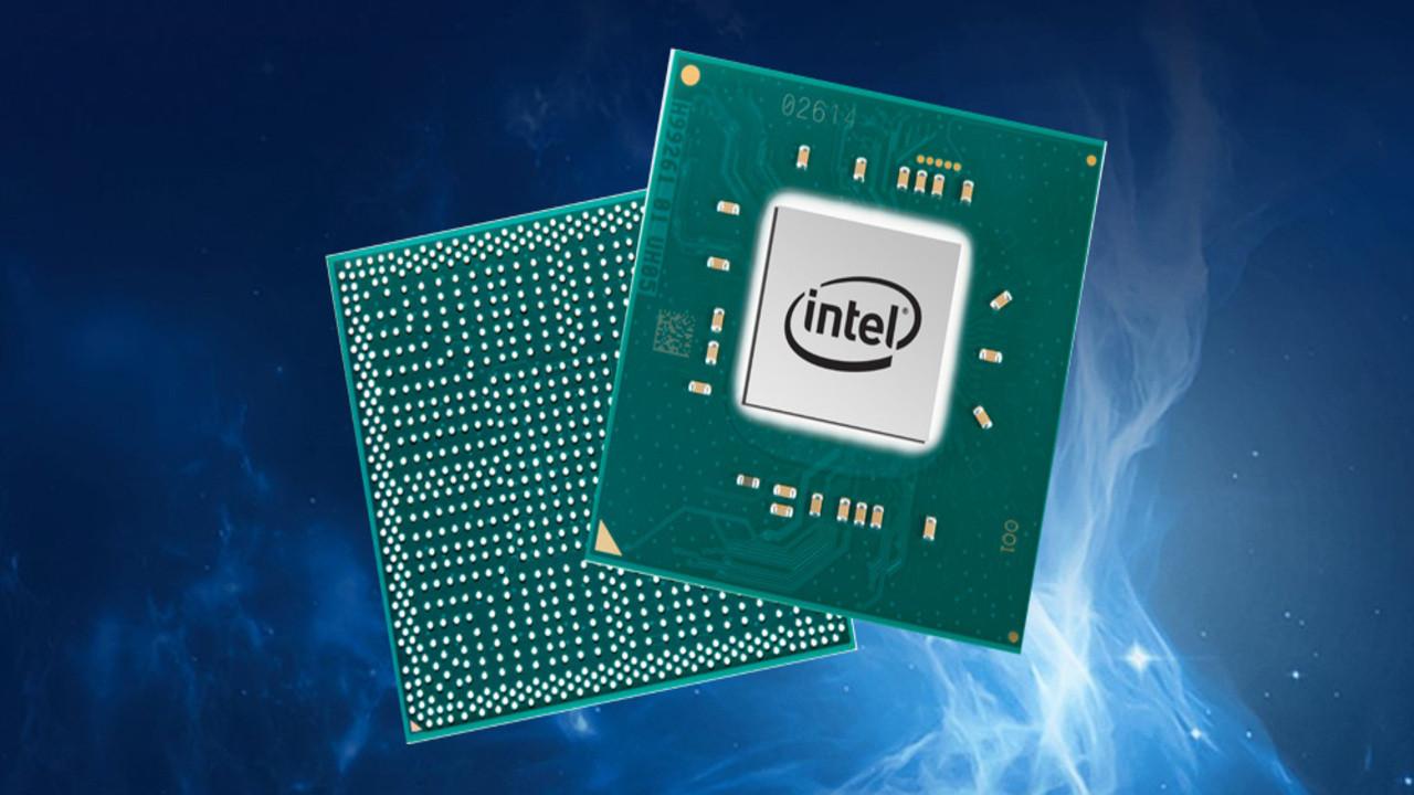 Intel rakiplerine göz dağı verdi!