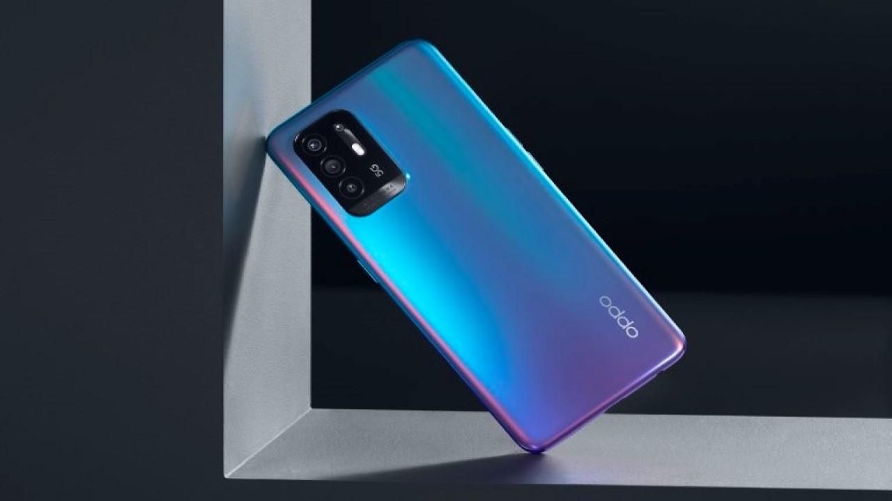 OPPO A94 5G sektörün yakışıklısı!