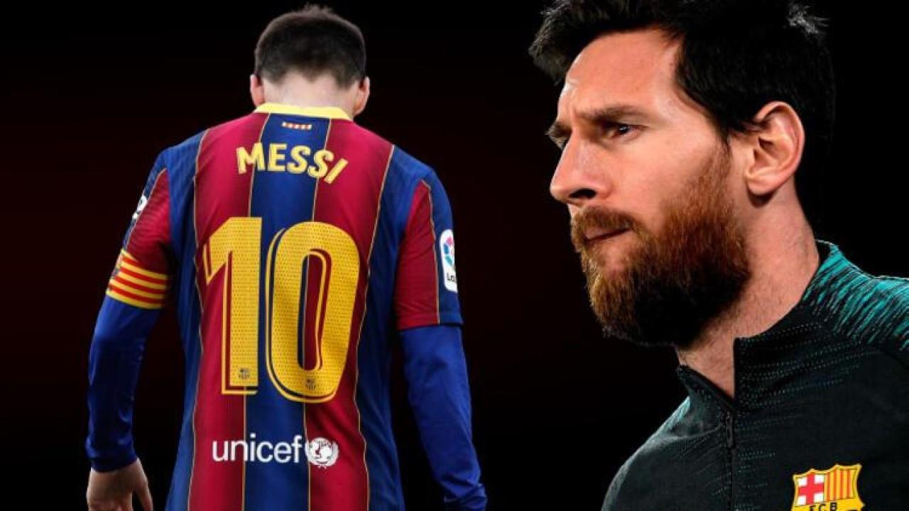 Lionel Messi Barcelona'dan neden ayrıldı!