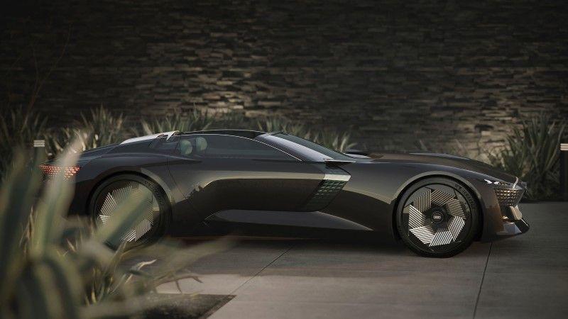 Geleceğin konsepti Audi Skysphere! - Page 2