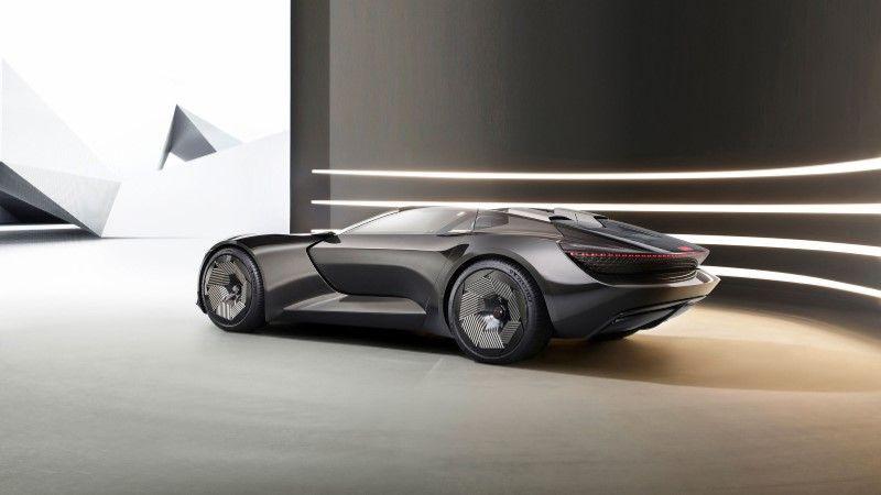 Geleceğin konsepti Audi Skysphere! - Page 3