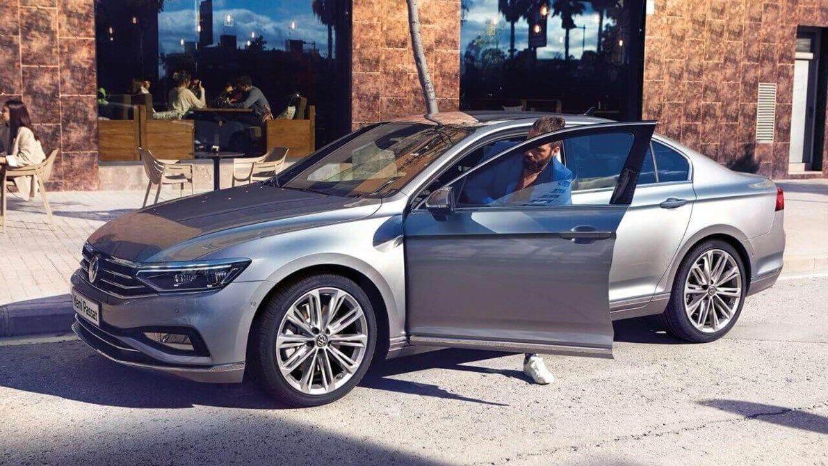 2021 Volkswagen Passat fiyatları şaşılacak seviyede! - Page 1