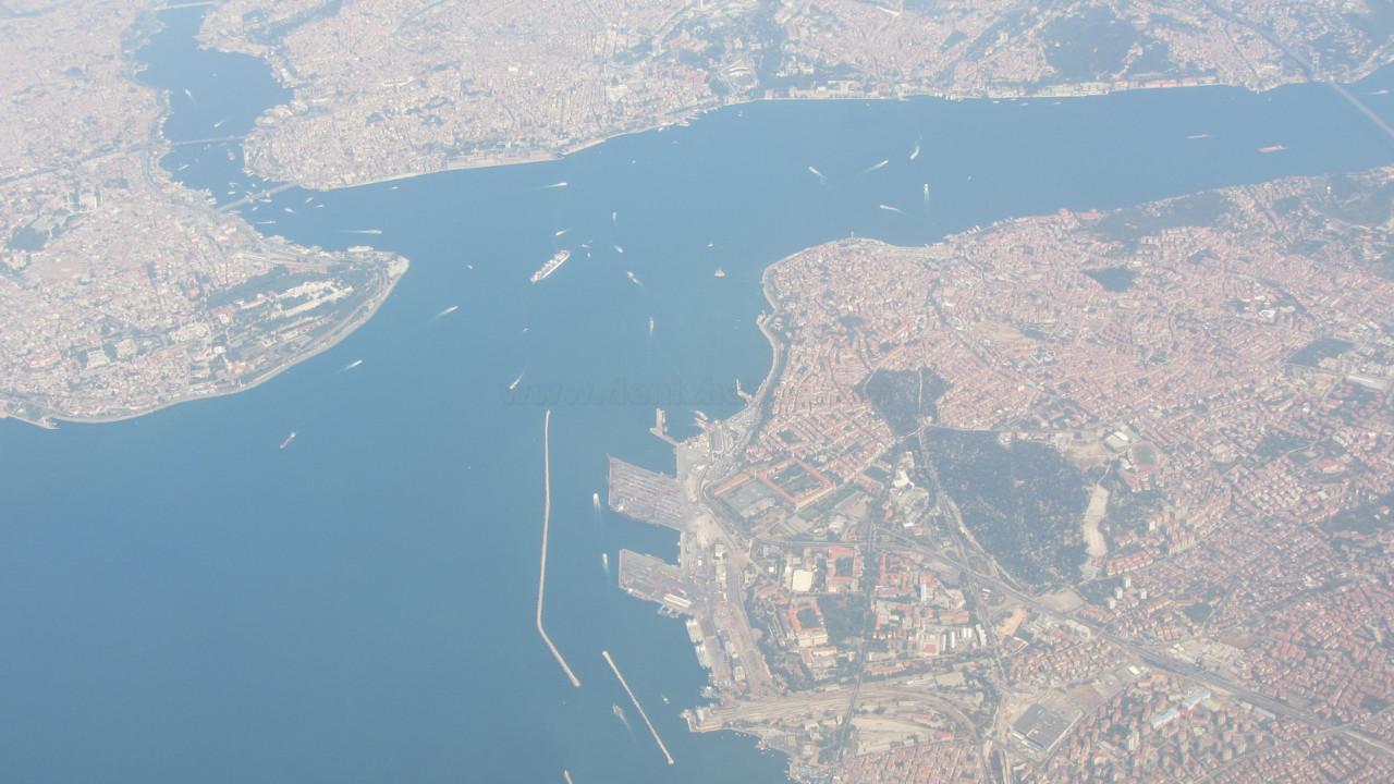 Şok rapor! İstanbul 3 ada haline gelecek!