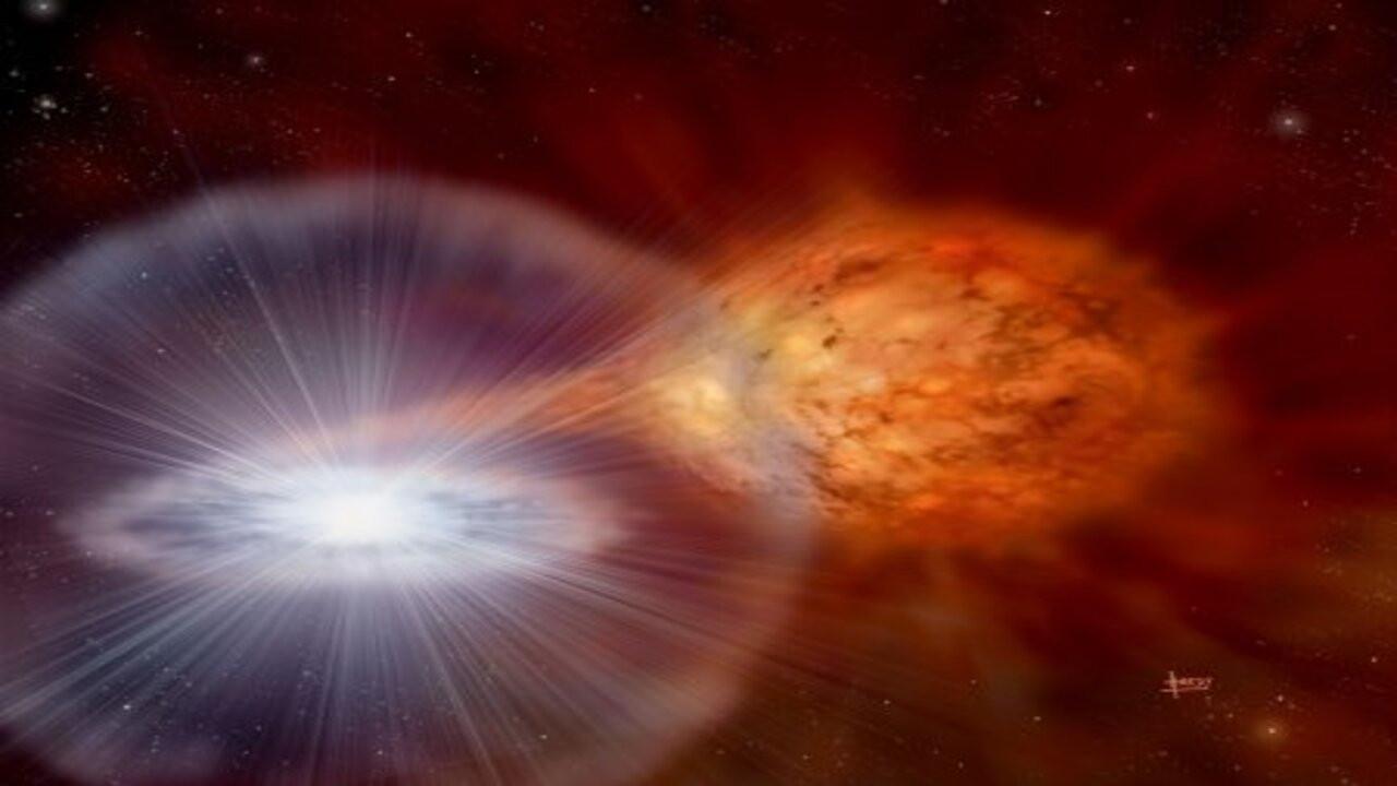 O 15 senede bir var: İşte patlayan RS Ophiuchi yıldızı!