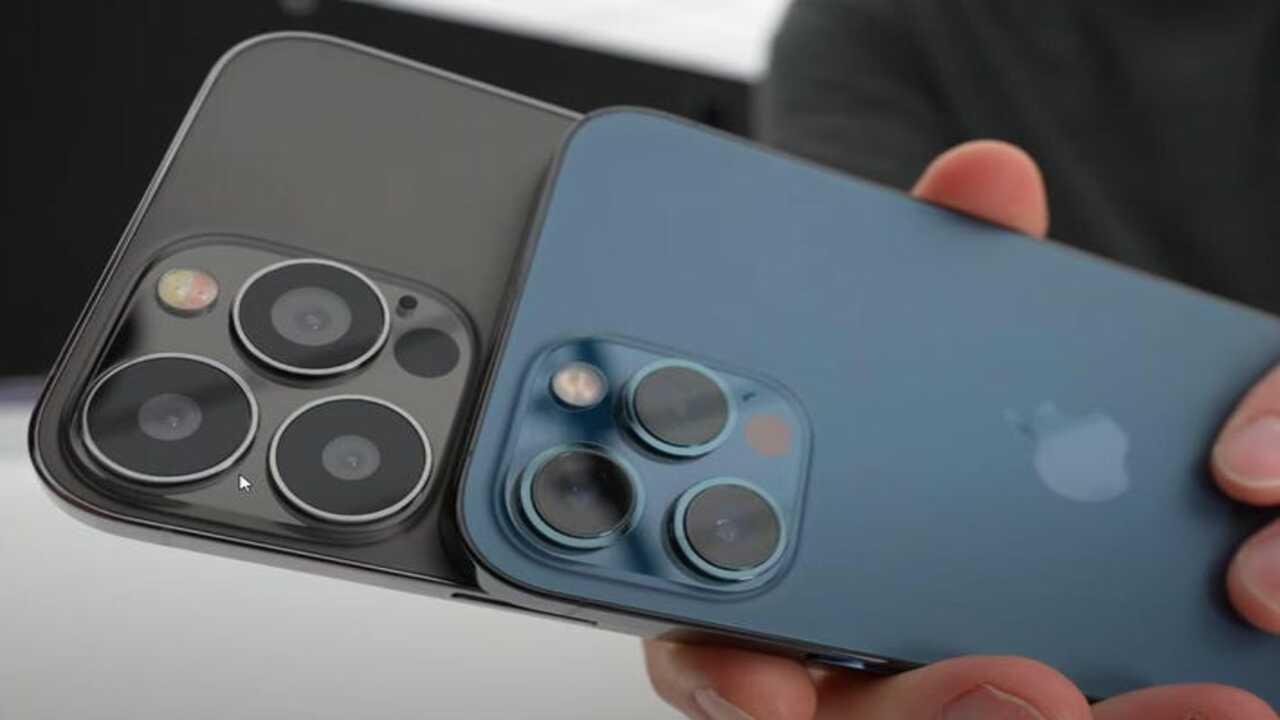 iPhone 13'ün konsept tasarımları ortaya çıktı!