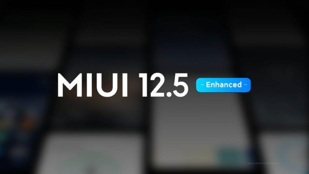Bu telefona sahipsen MIUI 12.5 Enhanced Edition geldi!
