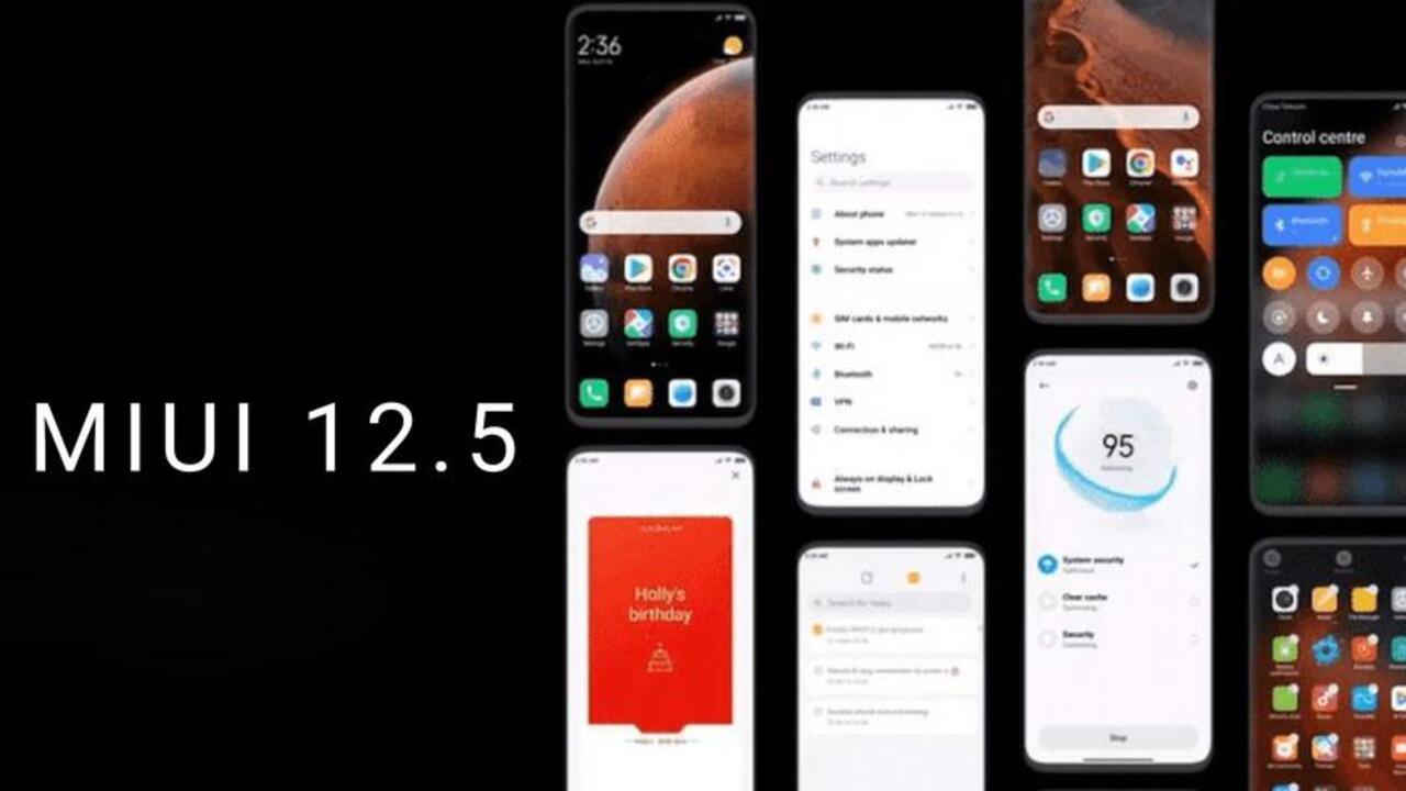 Xiaomi MIUI 12.5 güncelleme takipçisi: Mi, Redmi ve Poco!